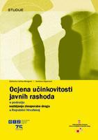 Ocjena učinkovitosti javnih rashoda u području suzbijanja zlouporabe droga u Republici Hrvatskoj 2014.
